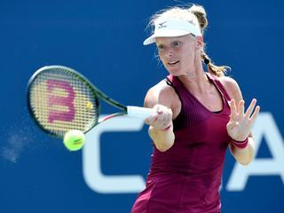 26-jarige Wateringse voor het eerst in actie sinds US Open