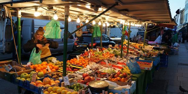 Weekmarkten in Brabant gaan vanaf maandag door in aangepaste vorm