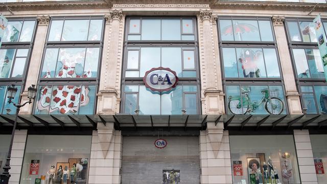 Bedrijf vraagt faillissement van C&A aan vanwege onbetaalde rekeningen