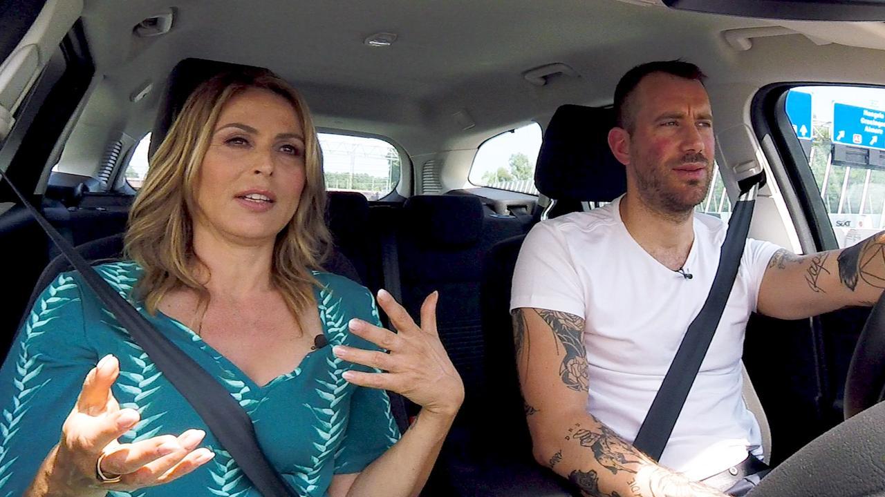In de auto met Heleen van Royen: Praat gemakkelijk over details Sexdagboek
