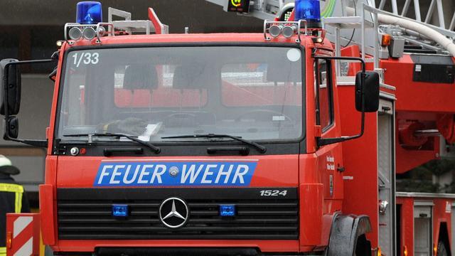 Duitse man bevrijd uit kledingcontainer