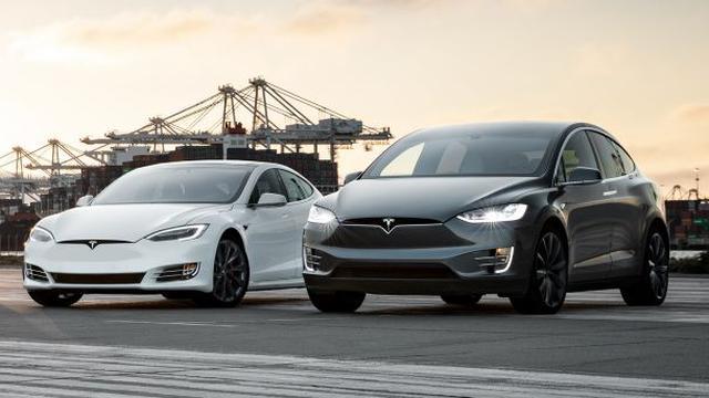 Autoproductie Tesla in derde kwartaal fors hoger