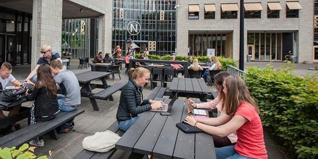 PlannenNHTV-studenten zorgen voor meer verbinding tussen vrijwilligers