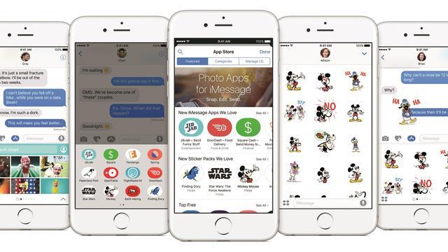 Apple begint uitrol nieuw besturingssysteem iOS 10