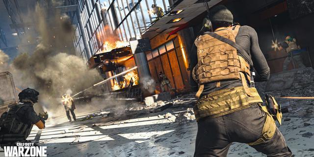 Battleroyale-game Call of Duty: Warzone heeft nu ook solomodus