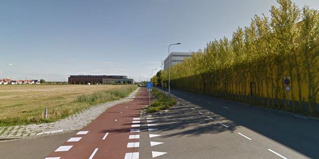 Scooterrijder raakt gewond na ongeval op Tromboneweg