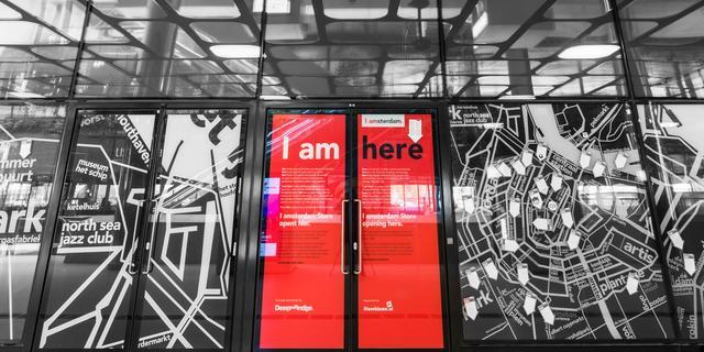 Studenten opgelet: kom werken in de I amsterdam Store