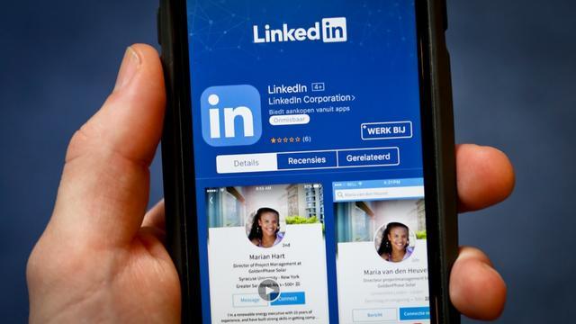 LinkedIn test eigen versie van Stories-functie in Verenigde Staten