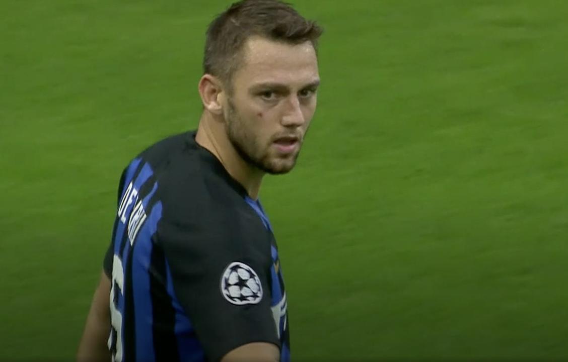 Samenvatting Internazionale-Tottenham Hotspur (2-1)
