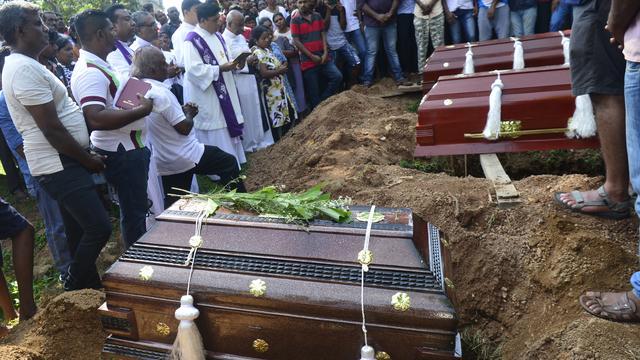 Sri Lanka: 'Topfunctionarissen hielden informatie over aanslagen achter'