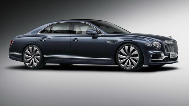 Bentley komt met nieuwe limousine in vorm van Flying Spur