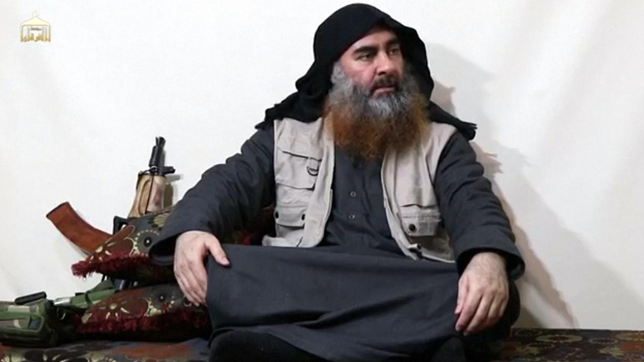 'Eerste video van IS-leider Al Baghdadi in vijf jaar'