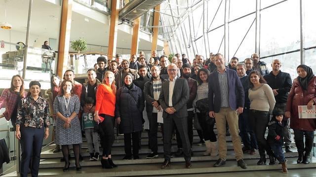 46 statushouders ronden participatieverklaringstraject af in Alphen