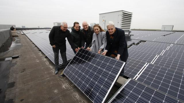 Breepark wordt zelfvoorzienend met 3500 zonnepanelen