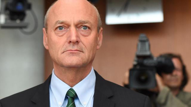 'Chef Duitse geheime dienst ontslagen'