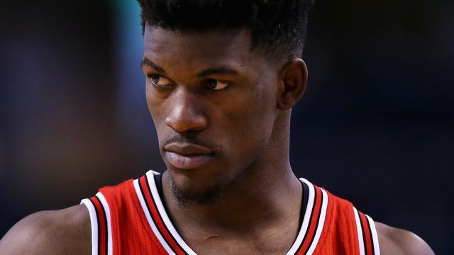 Chicago Bulls-speler Butler levert zeldzame prestatie in NBA