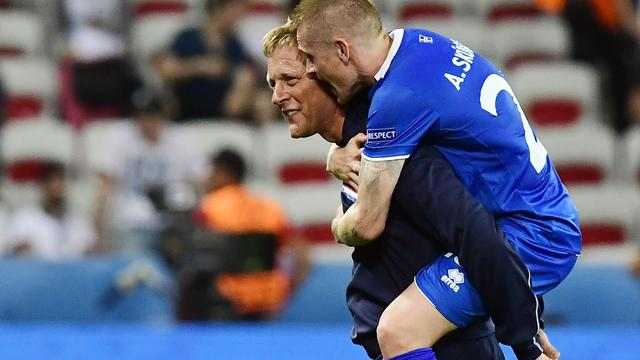 'Grootste overwinning IJsland ging makkelijker dan gedacht'