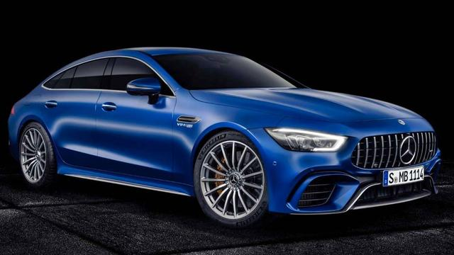 Mercedes AMG GT Coupé onthuld in Genève