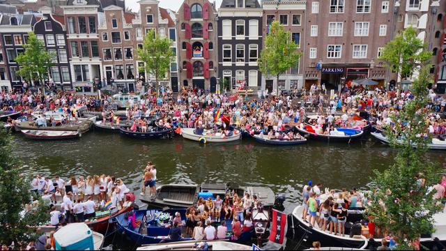 Taakstraf voor Canal Parade-oplichter