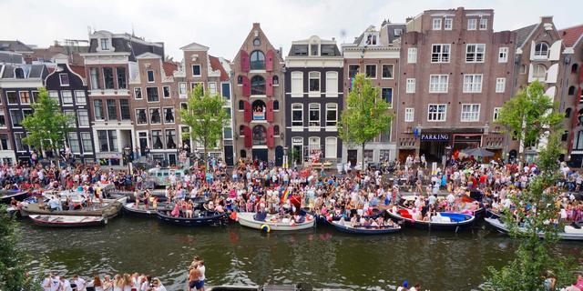 Pride Amsterdam officieel erkend als Nederlands immaterieel erfgoed