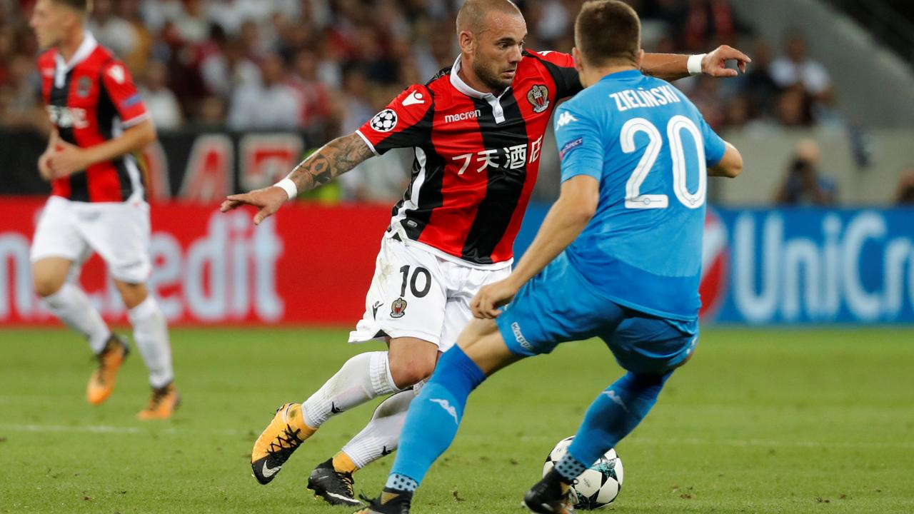 Samenvatting OGC Nice-Napoli (0-2)