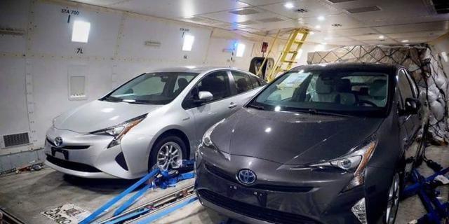 Opnieuw foto uitgelekt van Toyota Prius