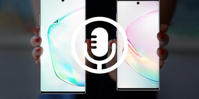 Samsungs grootste telefoon ooit | Wie bezoekt 8chan?