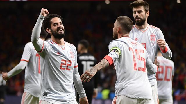 Spanje vernedert Argentinië, Engeland en Italië in evenwicht op Wembley