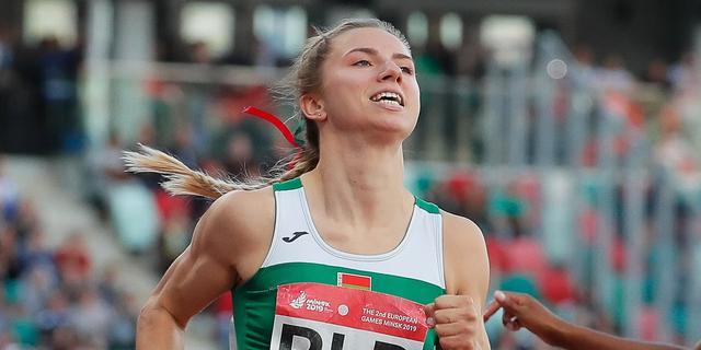 Belarussische atlete zegt bijna Japan uitgezet te zijn na kritiek op coaches