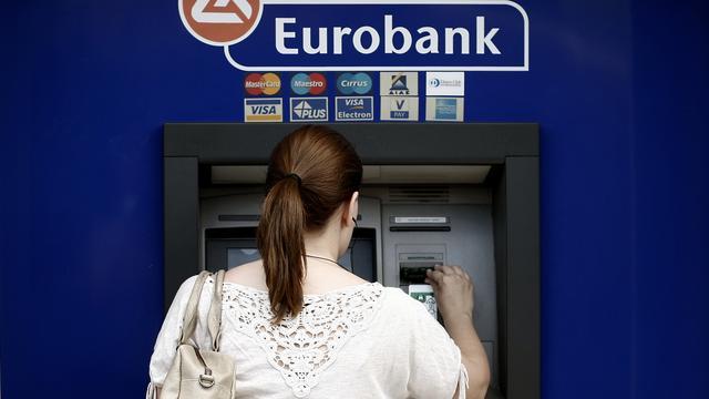 Druk op Griekse banken om IMF-betaling