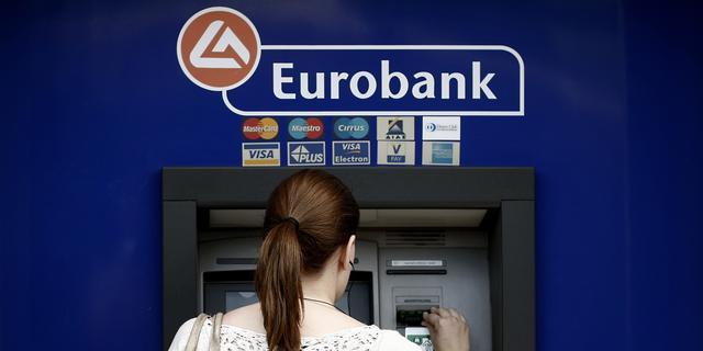 Europese Commissie akkoord met lening voor grootste bank Griekenland