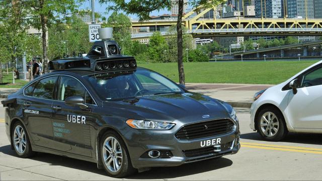 Uber ontkent stelen technologie zelfrijdende auto van Alphabet