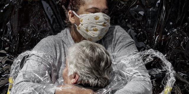 De foto's die genomineerd zijn voor World Press Photo of the Year