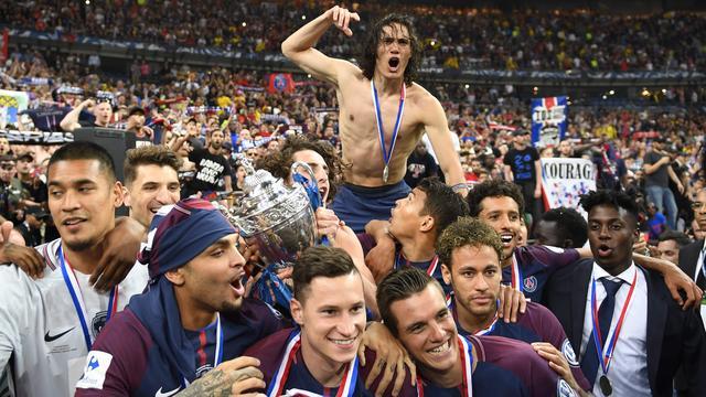 PSG verovert Franse beker en sluit seizoen af met vier prijzen