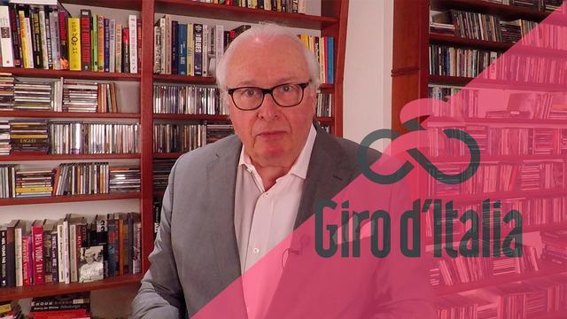 Mart bespreekt de Giro: 'Bartali en Coppi hebben de Giro gemaakt'