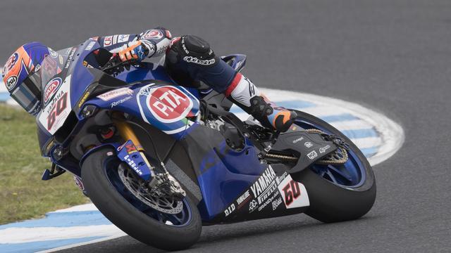 Van der Mark zevende in tweede race WK Superbike