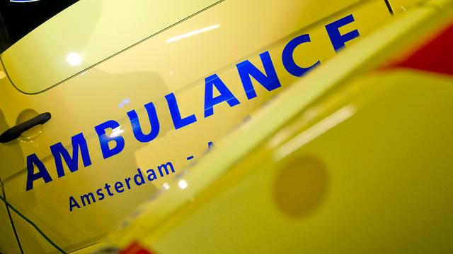 Directeur Ambulance Amsterdam vertrokken