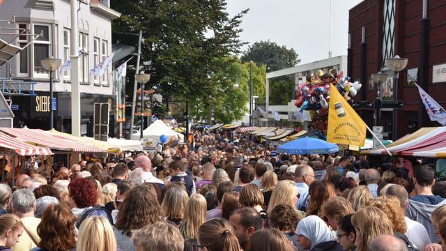 Programma: Jaarmarkt 2017 in Alphen aan den Rijn