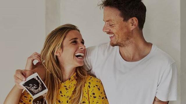 Oud-hockeyster Ellen Hoog en Kelvin de Lang verwachten eerste kind