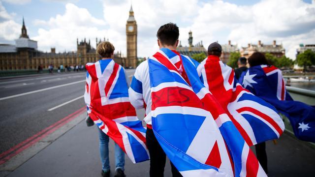 Regeringen Groot-Brittannië gaan praten over nasleep brexit