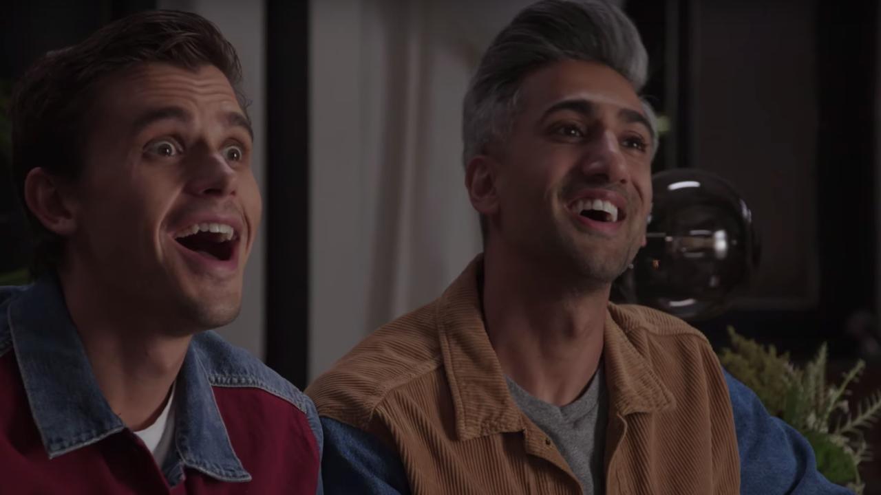 'Fab 5' keren terug als stylisten in vierde seizoen Queer Eye