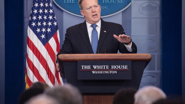 Witte Huis weigert meerdere nieuwsorganisaties bij persconferentie