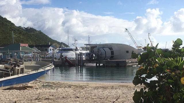 Strenger reisadvies voor eiland Sint-Maarten