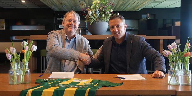 'Ras-Hagenaar' Sjaak Polak volgend seizoen trainer vrouwenelftal ADO