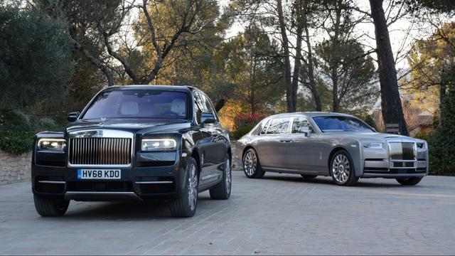 Zo vond Rolls-Royce de weg naar boven