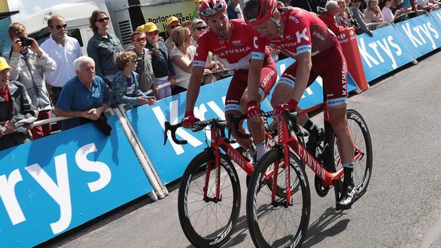 Deen Morkov eerste uitvaller in Tour de France