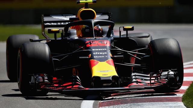 Verstappen zet ook in tweede training voor GP Canada snelste tijd neer