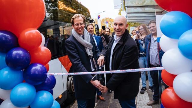 Snelle bussen Brabant heten voortaan Bravodirect