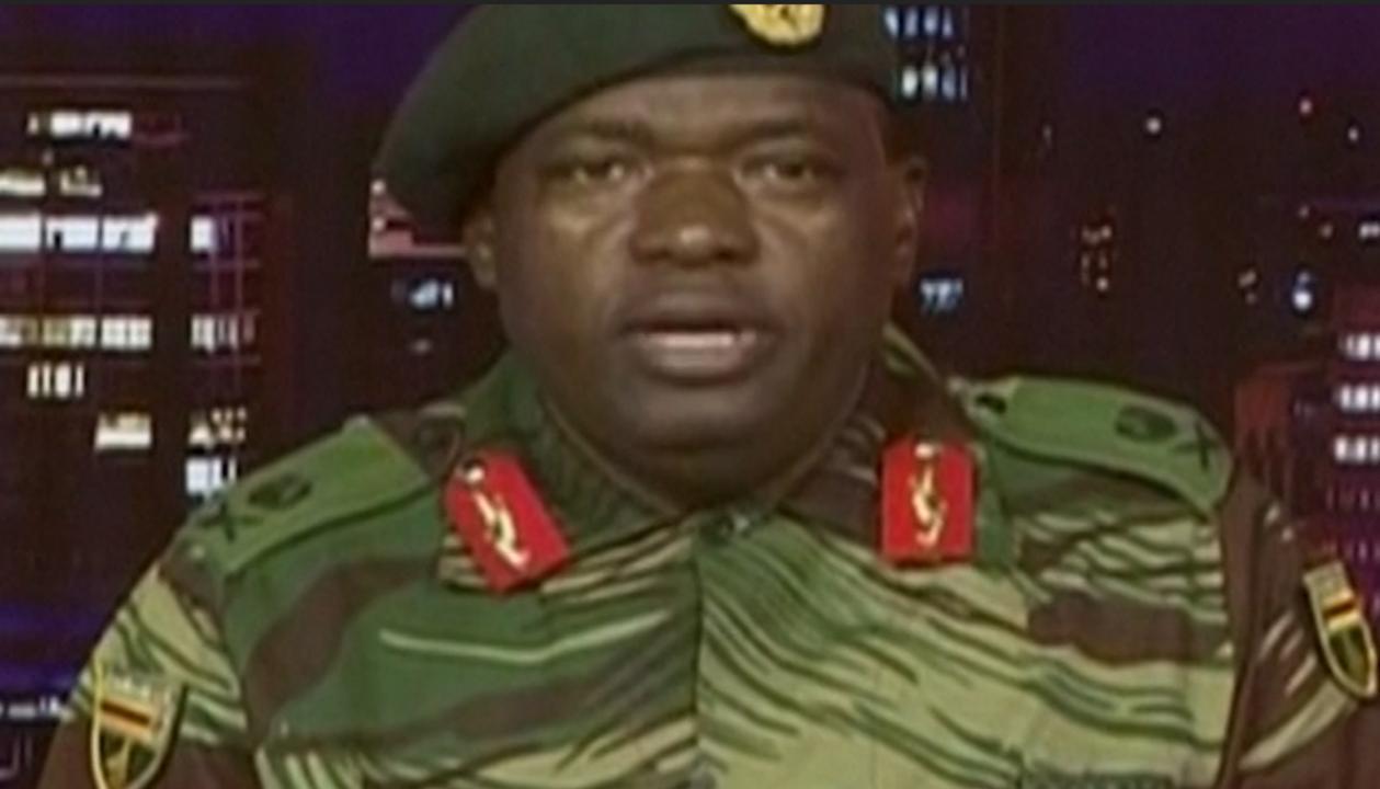 Leger Zimbabwe: 'We willen criminelen rond Mugabe berechten'