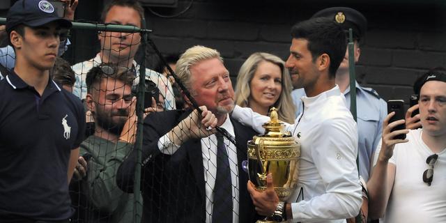 Becker vindt dat Wimbledon-winnaar Djokovic meer respect verdient
